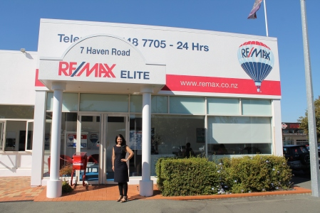 Nina James from RE/MAX Elite in Nelson, New Zealand