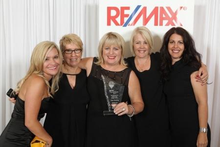 RE/MAX Real Estate National Awards 2013 - Nina James