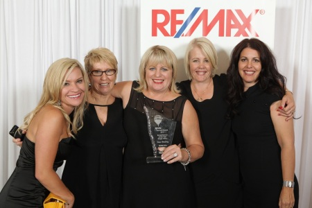 RE/MAX Real Estate National Awards 2013 - Nina James