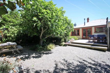Also boasting a private backyard - 2 Elliot St, The Wood, Nelson - Nina James, RE/MAX Elite.