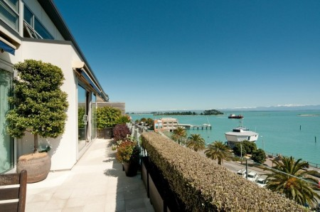 Penthouse Apartment at 39/269 Wakefield Quay, Nelson, NZ
